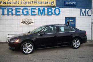 2012 Volkswagen Passat SE w/Sunroof Bentleyville, Pennsylvania 28