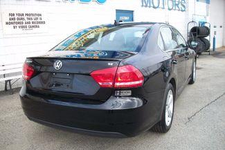 2012 Volkswagen Passat SE w/Sunroof Bentleyville, Pennsylvania 41