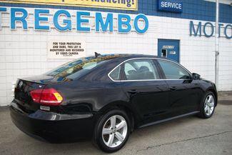 2012 Volkswagen Passat SE w/Sunroof Bentleyville, Pennsylvania 45