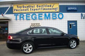2012 Volkswagen Passat SE w/Sunroof Bentleyville, Pennsylvania 50