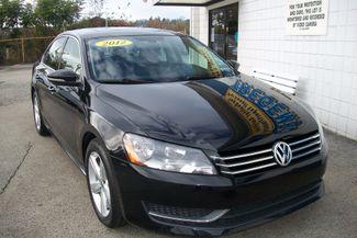 2012 Volkswagen Passat SE w/Sunroof Bentleyville, Pennsylvania 17
