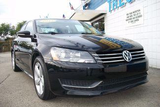 2012 Volkswagen Passat SE w/Sunroof Bentleyville, Pennsylvania 25