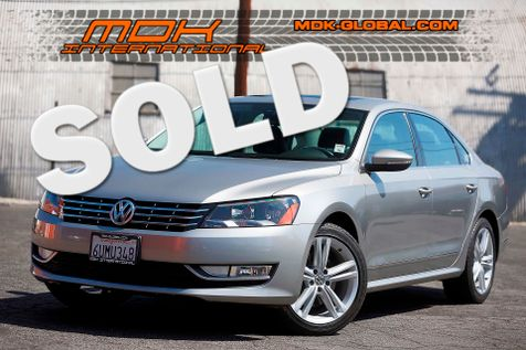 2012 Volkswagen Passat SEL Premium - Navigation - Bluetooth in Los Angeles