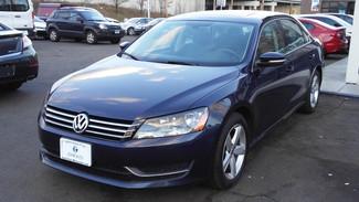 2012 Volkswagen Passat SE w/Sunroof Nav PZEV East Haven, CT