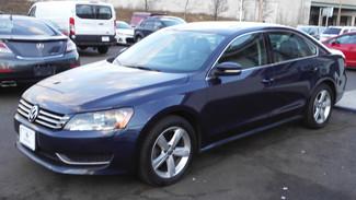 2012 Volkswagen Passat SE w/Sunroof Nav PZEV East Haven, CT 1