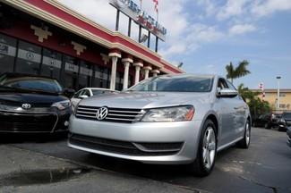 2012 Volkswagen Passat SE Hialeah, Florida