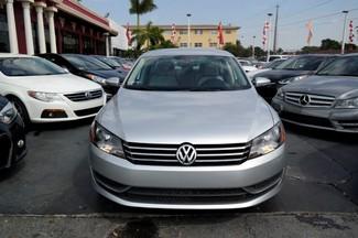 2012 Volkswagen Passat SE Hialeah, Florida 1
