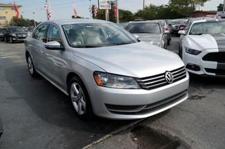 2012 Volkswagen Passat SE Hialeah, Florida 2