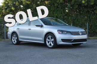 2012 Volkswagen Passat SE Hollywood, Florida