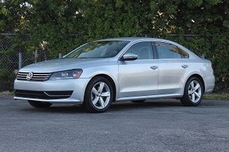 2012 Volkswagen Passat SE Hollywood, Florida 10