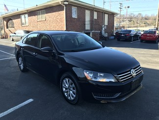 2012 Volkswagen Passat S w/Appearance Knoxville , Tennessee 1