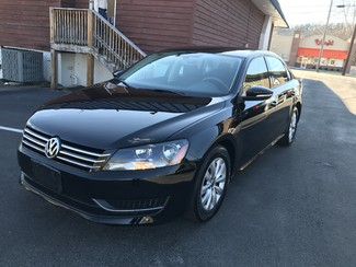 2012 Volkswagen Passat S w/Appearance Knoxville , Tennessee 7
