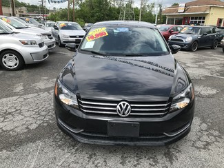 2012 Volkswagen Passat S w/Appearance Knoxville , Tennessee 2