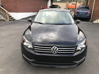 2012 Volkswagen Passat SE w/Sunroof Knoxville , Tennessee 2