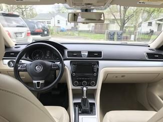 2012 Volkswagen Passat SE w/Sunroof Knoxville , Tennessee 35