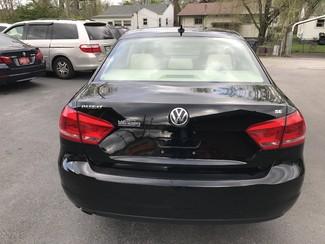 2012 Volkswagen Passat SE w/Sunroof Knoxville , Tennessee 46