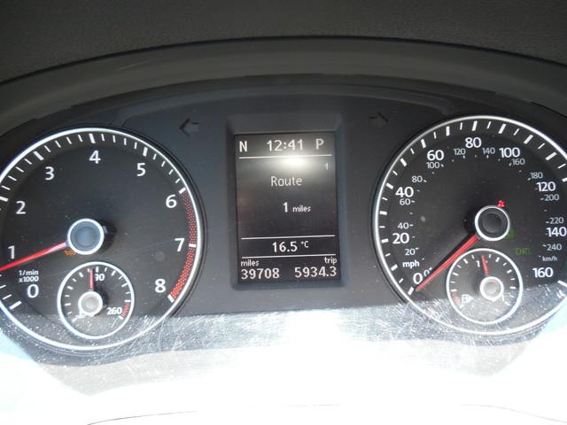2012 Volkswagen Passat SE w/Sunroof  Nav Leesburg, Virginia 15