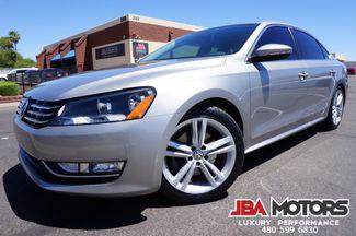 2012 Volkswagen Passat SEL Premium Sedan | MESA, AZ | JBA MOTORS in Mesa AZ