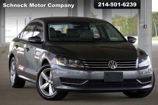 2012 Volkswagen Passat SE w/Sunroof & Nav Plano, TX