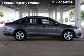 2012 Volkswagen Passat SE w/Sunroof & Nav Plano, TX 12