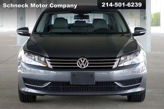 2012 Volkswagen Passat SE w/Sunroof & Nav Plano, TX 3
