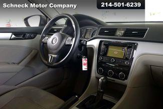 2012 Volkswagen Passat SE w/Sunroof & Nav Plano, TX 31