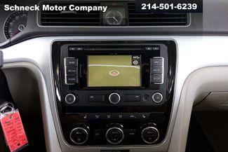 2012 Volkswagen Passat SE w/Sunroof & Nav Plano, TX 34