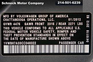 2012 Volkswagen Passat SE w/Sunroof & Nav Plano, TX 36