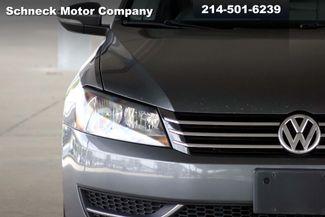 2012 Volkswagen Passat SE w/Sunroof & Nav Plano, TX 4