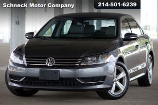 2012 Volkswagen Passat SE w/Sunroof & Nav Plano, TX 6