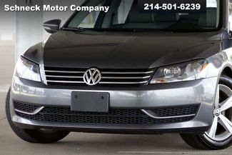 2012 Volkswagen Passat SE w/Sunroof & Nav Plano, TX 7