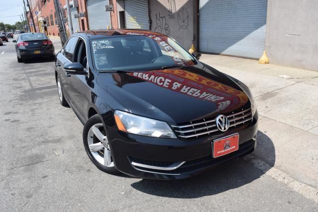 2012 Volkswagen Passat SE Richmond Hill, New York 1