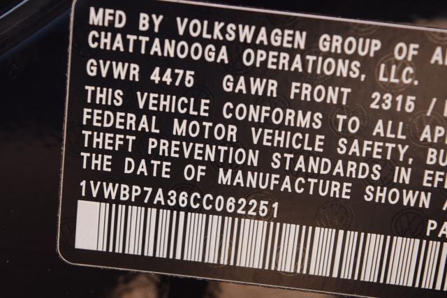 2012 Volkswagen Passat SE Richmond Hill, New York 16