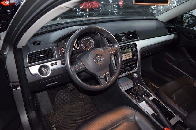 2012 Volkswagen Passat SE Richmond Hill, New York 9