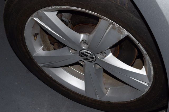 2012 Volkswagen Passat SE w/Sunroof Richmond Hill, New York 5