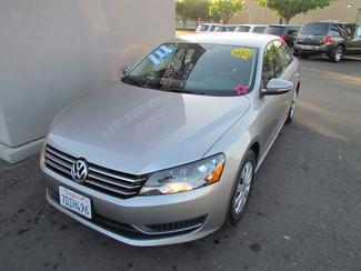 2012 Volkswagen Passat S Sacramento, CA 4