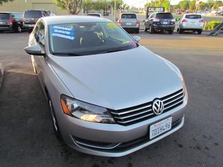 2012 Volkswagen Passat S Sacramento, CA 7