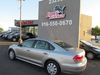 2012 Volkswagen Passat S Sacramento, CA 9