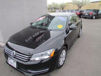 2012 Volkswagen Passat S Sacramento, CA 2