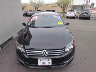 2012 Volkswagen Passat S Sacramento, CA 3