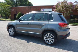 2012 Volkswagen Tiguan SE w/Sunroof Memphis, Tennessee 10