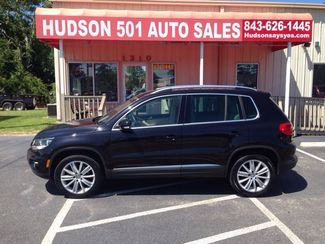 2012 Volkswagen Tiguan in Myrtle Beach South Carolina