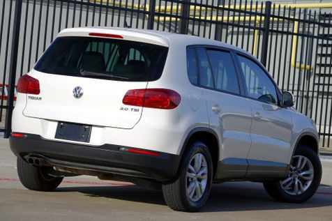 2012 Volkswagen Tiguan S* Pano Sunroof* One Owner* EZ Finance** | Plano, TX | Carrick's Autos in Plano, TX
