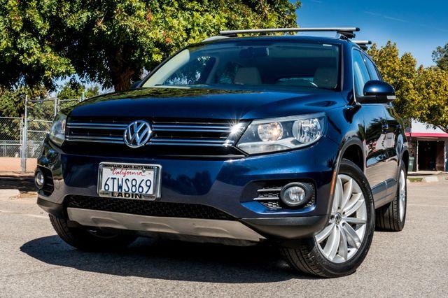 2012 Volkswagen Tiguan SEL w/Sunroof & Nav Reseda, CA 2