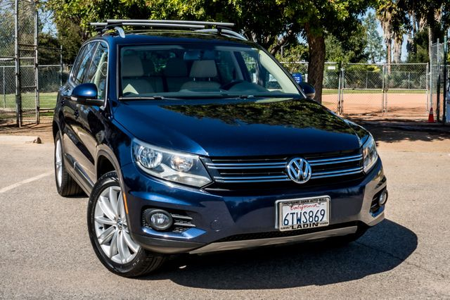 2012 Volkswagen Tiguan SEL w/Sunroof & Nav Reseda, CA 39