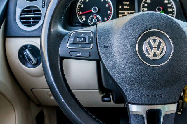 2012 Volkswagen Tiguan SEL w/Sunroof & Nav Reseda, CA 20