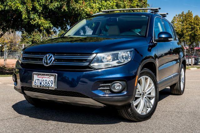 2012 Volkswagen Tiguan SEL w/Sunroof & Nav Reseda, CA 37