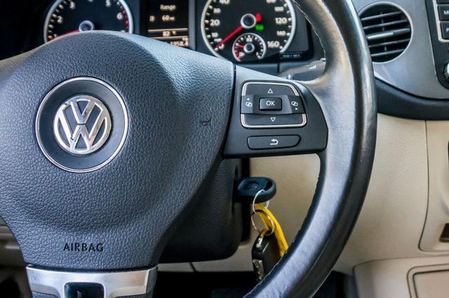 2012 Volkswagen Tiguan SEL w/Sunroof & Nav Reseda, CA 21