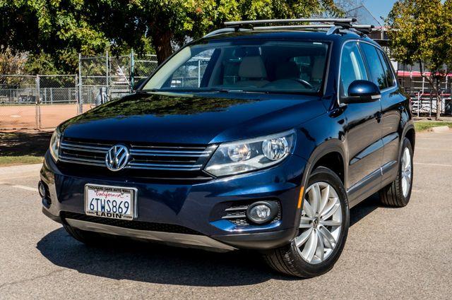 2012 Volkswagen Tiguan SEL w/Sunroof & Nav Reseda, CA 38