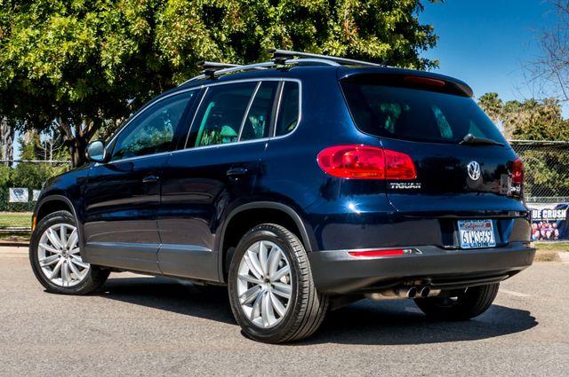 2012 Volkswagen Tiguan SEL w/Sunroof & Nav Reseda, CA 6